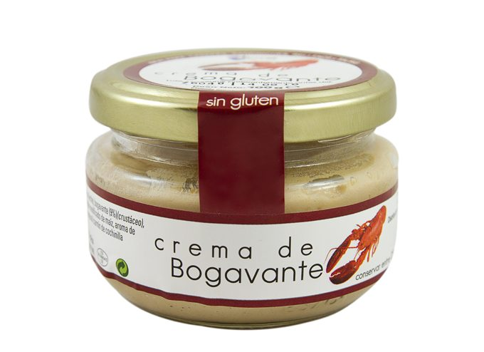 crema de Bogavante Chovas de Pescaviar