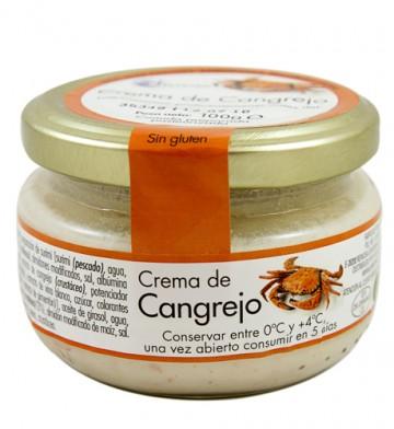 crema de cangrejo Chovas de Pescaviar