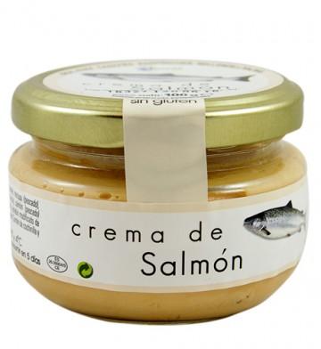 crema de salmón Chovas de Pescaviar