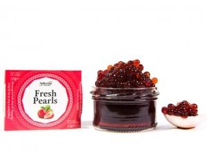 Perlas de interior líquido Fresh Pearls de fresa