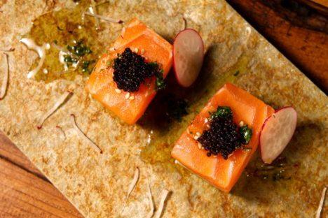 salmon huevas de lumpo Pescasviar