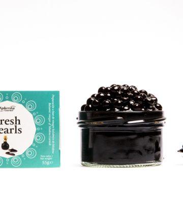 Fresh Pearls vinagre balsamico Pescaviar