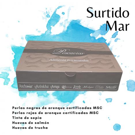 Surtido Mar, caja cerrada