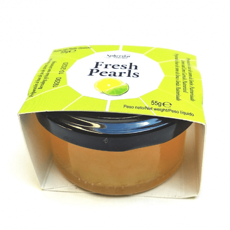 Perlas de Lima & limón Spherika 55g